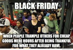'Merica on Black Friday